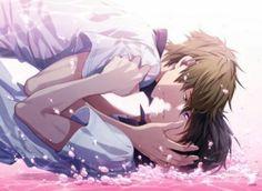 (Yaoi) - Tachibana Makoto x Haruka Nanase - [MakoHaru] Free Makoto, Anime Pictures, Makoharu, Makoto Tachibana, Free Eternal Summer, Splash Free, Free Iwatobi Swim Club, Kawaii, Free Anime