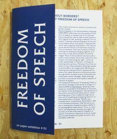 Raimar Stange - On Paper Exhibition #01: Freedom of Speech