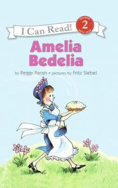 Amelia Bedelia is a good choice for children who are developing problem-solving skills & learning to predict plots based on what they know.