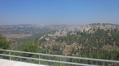 Judean Hills outside of Jerusalem