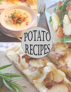A    Sprinkle    of    This    and    That: Potato Recipes