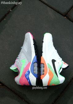 Nike Taille De X Air Max 180 Quartz Safari Urbain