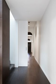 Hallway | St Kilda House by Taylor Knights Architects | est living