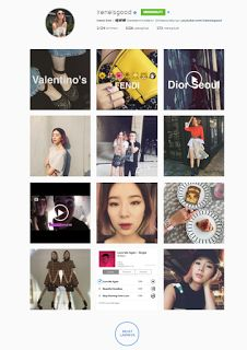 Sasha Syaifani: Who To Follow On Instagram When You Love Korean Li...