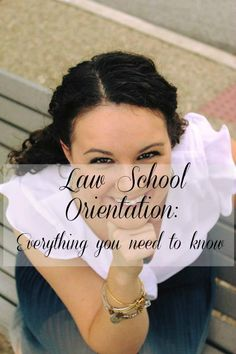 what to know/bring/dress like for orientation. Good for undergrad or any school orientation too....