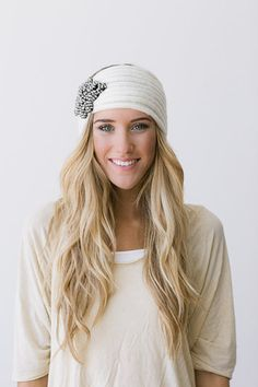 knit headband #swoonboutique