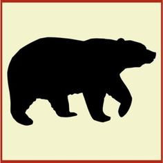 Animal-Wildlife-Bear $12.95' use head only