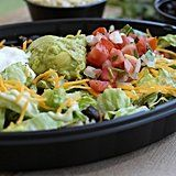healthiest food at Taco Bell