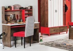 Παιδικό γραφείο The Pirate 1342(Μήκος: 1.20 Ύψος: 1.43 Βάθος: 0.60) Corner Desk, Divider, Room, Furniture, Home Decor, Corner Table, Bedroom, Decoration Home, Room Decor