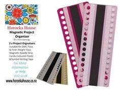 Cross Stitch Project Floss & Needle Organiser- 9mm