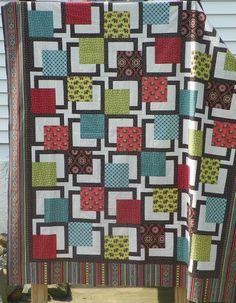 18″ Quilt Blocks are the Stars of a Brand New TV Show | Nancy ... : bq quilt pattern - Adamdwight.com
