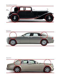 Rolls-Royce Design DNA. #rollsroycevintagecars