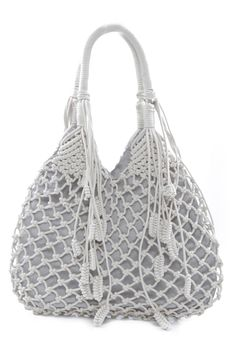 macrame handbags | Shoptiques — Macrame Bag