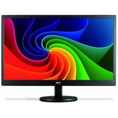 "Monitor AOC 21,5"" Widescreen LED (e2270Swn)"