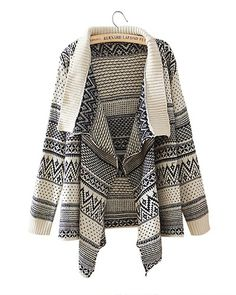 drape cardigan pattern - Google Search