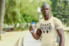 Beast Mode T Shirt, T Shirt Company, Gym Training, Personalized T Shirts, Gift Store, Gym Workouts, Mma, Squats, Colorful Shirts