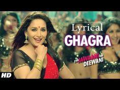 Ghagra #YJHD #Lyrical