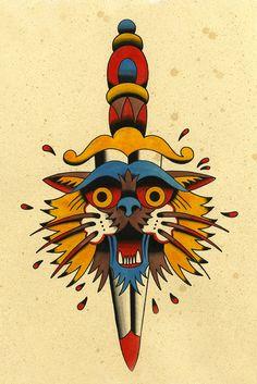 Tutte le dimensioni |cougar knife | Flickr – Condivisione di foto!