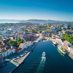 Host of Scandinavia's biggest food festival #gladmat and gateway to #pulpitrock and #lysefjord activities - Stavanger is an incredible city to explore : @janpetterdahl #Stavanger #visitstavanger