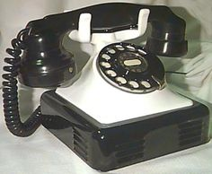 Art Deco Phone