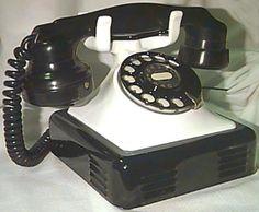 Art Deco Phone