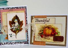 SheilaRumney.com: Fall Harvest Creativity Kit - Part 2