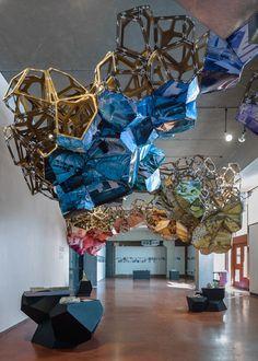 Выставка Pratt GAUD в Нью-Йорке