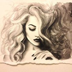 I don't know anything about art  but I think this drawing pic is really gorgeous and I would love to have it on my wall   Pinterest @stylexpert ♡ Please follow me ~ I always follow back  ❣