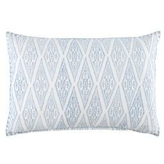John Robshaw Textiles - North Sea - Bay - Pillows possibly for blue armchair