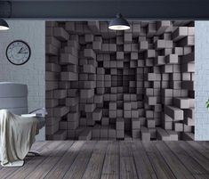 - News Travel Worldd 3d Cube Wallpaper, Normal Wallpaper, Silver Wallpaper, 3d Wall Murals, 3d Wall Art, Illusion Photos, Wall Cubes, 3d Optical Illusions, Ceiling Shades