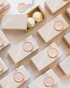37 Edible Wedding Favors Guests Will Eat Up (Literally!) 37 Edible Wedding Favors Guests Will Eat Up (Literally!),Barn Weddings Truffles are always a popular wedding favor, which is why presentation can go a long. Wedding Favors And Gifts, Modern Wedding Favors, Wedding Welcome Gifts, Chocolate Wedding Favors, Creative Wedding Favors, Inexpensive Wedding Favors, Edible Wedding Favors, Personalized Wedding Favors, Craft Wedding