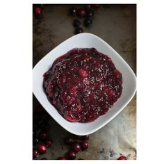 Sugar Free Cranberry Sauce - Powered by @ultimaterecipe