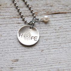 Hope Shines!  Love Shines! A sweet little 3/4