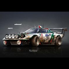 41 best modelling: lancia stratos 77 images | rally car, vehicles