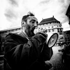Happy musician by Marius Noreger