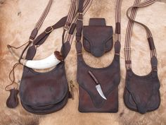 hunting bags by the leatherman.jpg