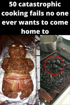Ever had a bad day in the kitchen? You are in good company with these crazy kitchen blunders. Some of them are almost too crazy to believe, these epic mishaps will surprise anyone!