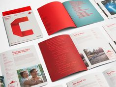 Telefilm Canada - Communication Design by lg2boutique