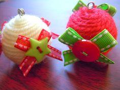 Esferas de Navidad Coquetas !