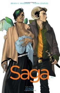 Brian K Vaughan, Fiona Staples – Saga, Vol. 1
