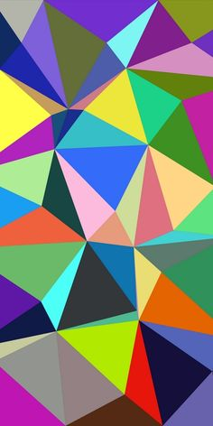 The triangle backgrounds 1 collection by David Zydd contains 82 high quality photos and images available for purchase on Shutterstock. Rainbow Wallpaper, Apple Wallpaper, Damask Wallpaper, Geometric Wallpaper Design, Abstract Geometric Art, Triangle Background, Background Patterns, Wassily Kandinsky, Cloud Drawing