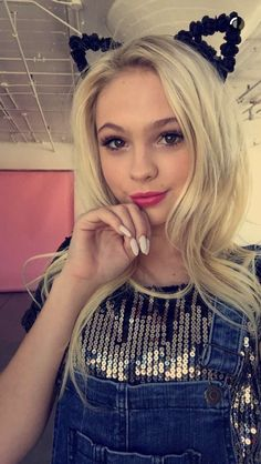 My Christmas wish, to meet Jordyn Jones, She is just so beautiful and talented! I Love her!
