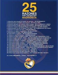 """25 razones por las que Soy Madridista."" Hope Solo, Gareth Bale, Lionel Messi, Fc Barcelona, Neymar, Cristiano Ronaldo, Manchester United, Isco, Sport Quotes"