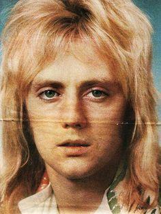 Roger Taylor of Queen.
