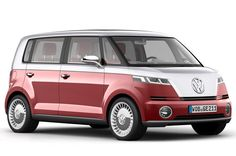 VW Electric Microbus To Debut At CES
