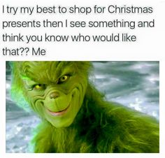 Shopping for Christmas presents - funny - http://jokideo.com/shopping-for-christmas-presents-funny/