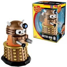 Dr Who - Dalek Mr Potato Head: Amazon.fr: Jeux et Jouets