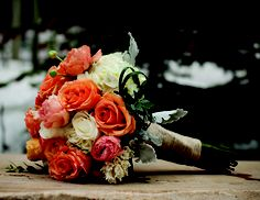 Flowers LaFluer. Erin Kate Photography. Utah Bride & Groom magazine.