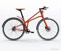 CYLO bike orange IIHIH