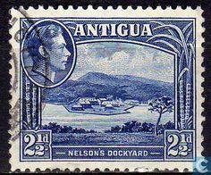 Antigua - Nelson shipyard 1938